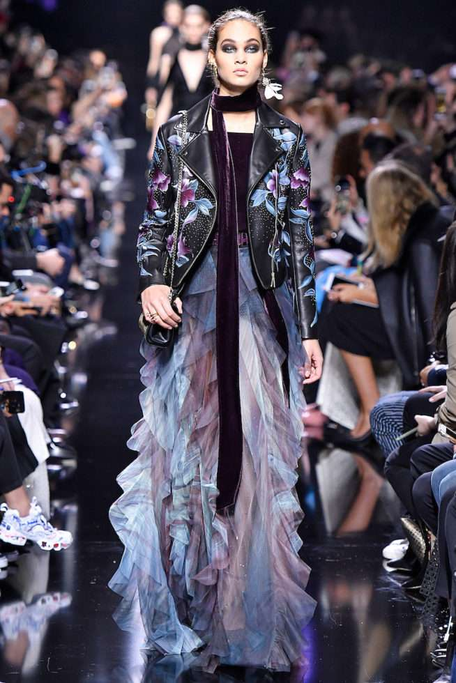 Paris fashion week 2017: Elie Saab